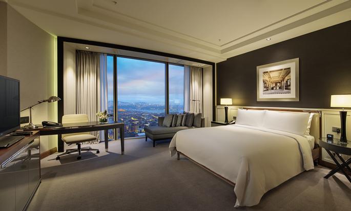 Hilton Istanbul Bomonti Hotel & Conference Center, Turchia - Camera con letto King size