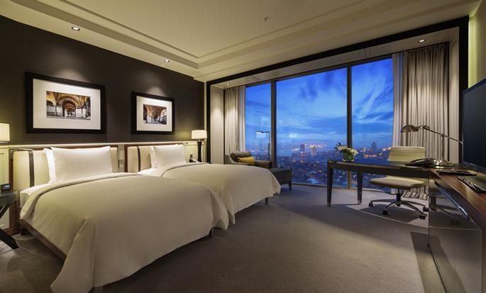 Hilton Istanbul Bomonti Hotel & Conference Center, Turchia - Camera con letti separati