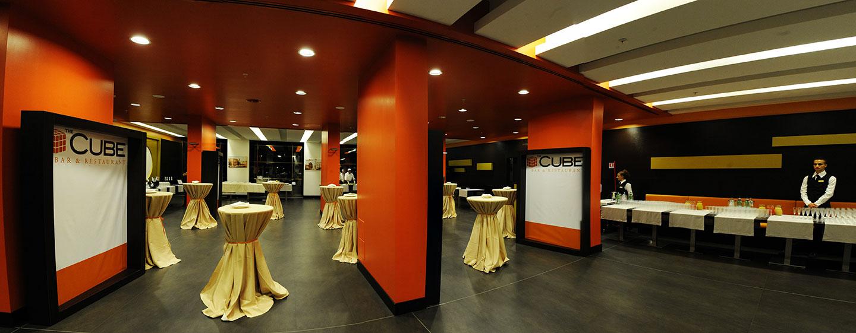 Hotel Hilton Garden Inn Lecce, Italia - Ristorante The Cube