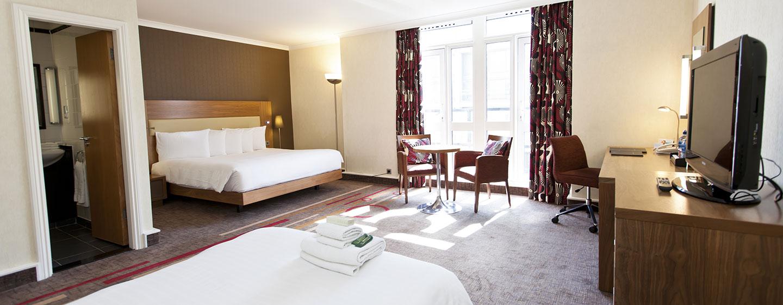 Hilton hotel olympia london hotel a kensington e olympia - Divano letto hotel ...