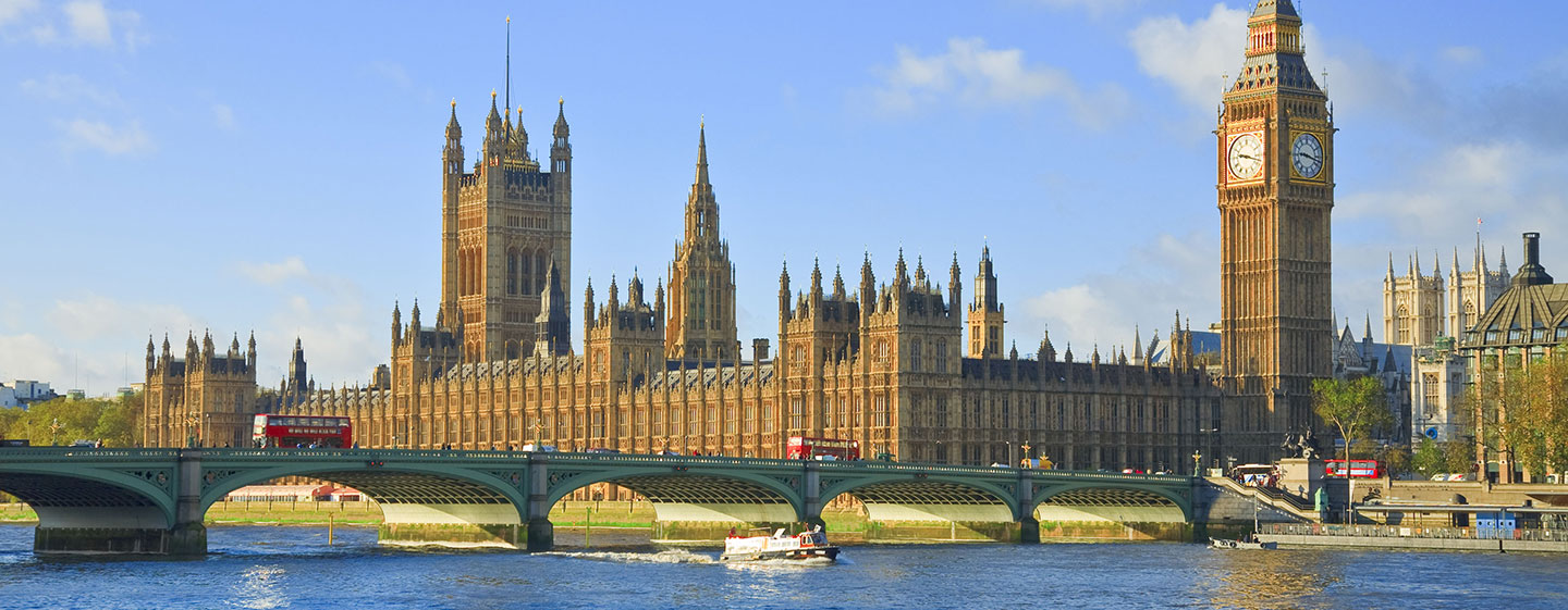 Hotel Hilton London Tower Bridge, Regno Unito - Big Ben e Parlamento