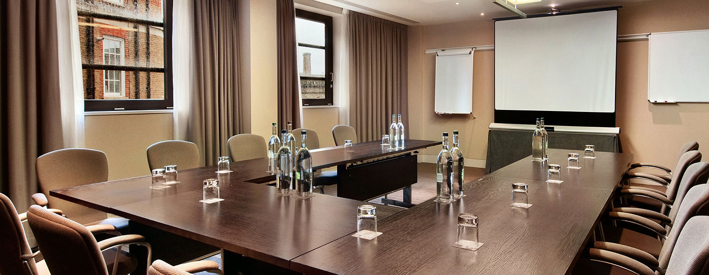 Hotel Hilton London Tower Bridge, Regno Unito - Sala meeting polifunzionale