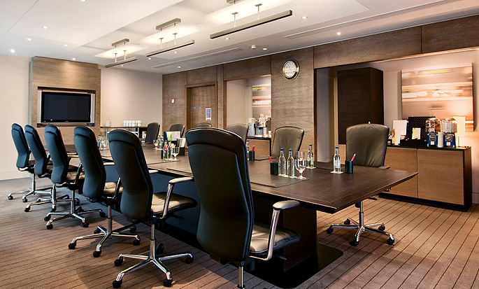 Hotel Hilton London Tower Bridge, Regno Unito - Sala per meeting