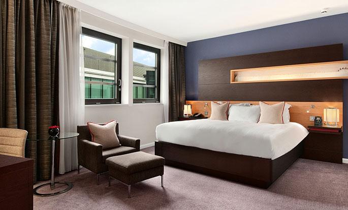 Hotel Hilton London Tower Bridge, Regno Unito - Camera doppia