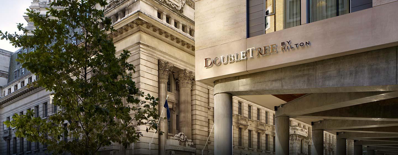 DoubleTree by Hilton Hotel London - Tower of London, Regno Unito - Esterno dell'Hotel