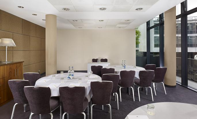 DoubleTree by Hilton Hotel London - Westminster, Regno Unito - Sala Meeting Tweed