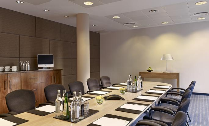 DoubleTree by Hilton Hotel London - Westminster, Regno Unito - Sala Meeting