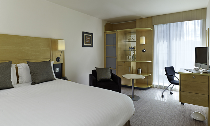 DoubleTree by Hilton Hotel London - Westminster, Regno Unito - Camera con letto king size