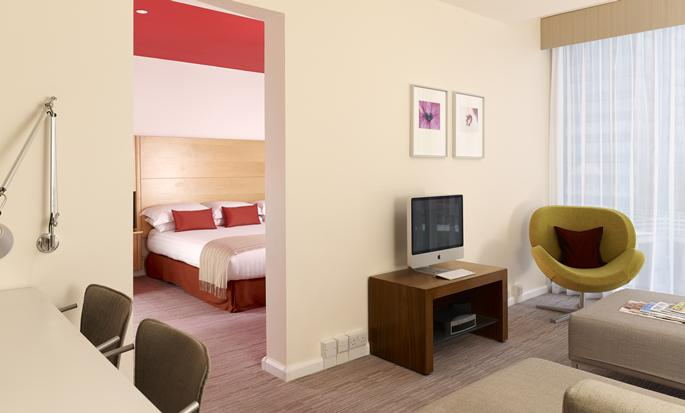 DoubleTree by Hilton Hotel London - Westminster, Regno Unito - Suite