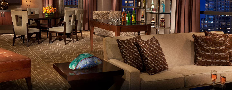 Hotel New York Hilton Midtown, Stati Uniti - Suite State