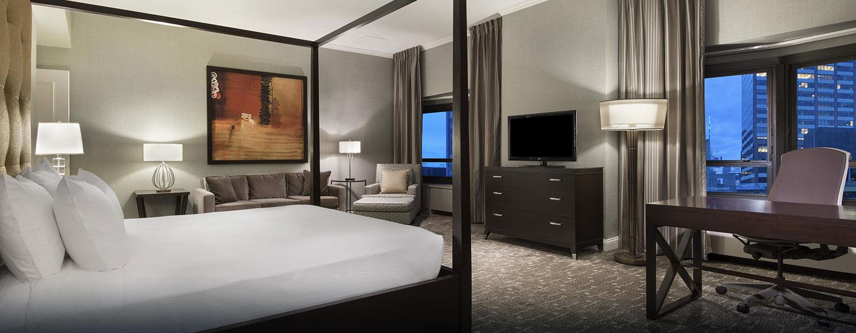 Hotel New York Hilton Midtown, Stati Uniti - Suite Presidenziale