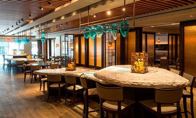 Hotel New York Hilton Midtown, Stati Uniti - Herb N' Kitchen