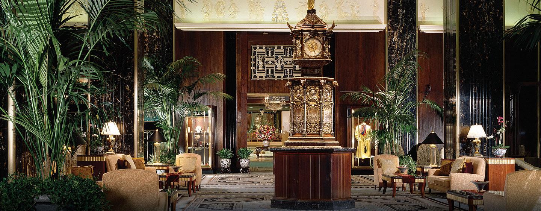 Hotel Waldorf Astoria New York, Stati Uniti - Lobby Principale