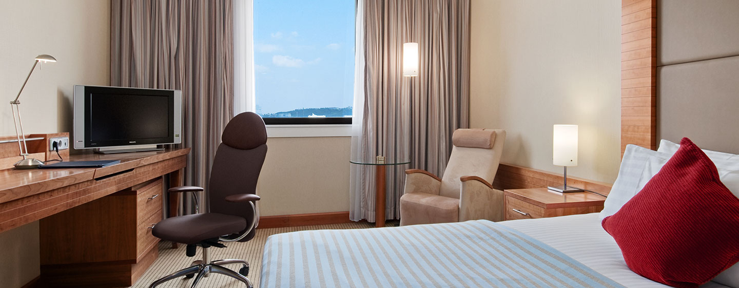 Hotel Hilton Prague, Repubblica Ceca - Camera Hilton Executive con letto king size