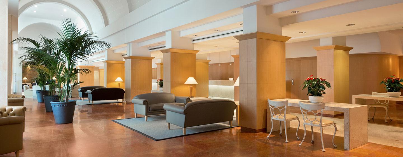 hotel all 39 aeroporto di roma hotel hilton rome airport. Black Bedroom Furniture Sets. Home Design Ideas