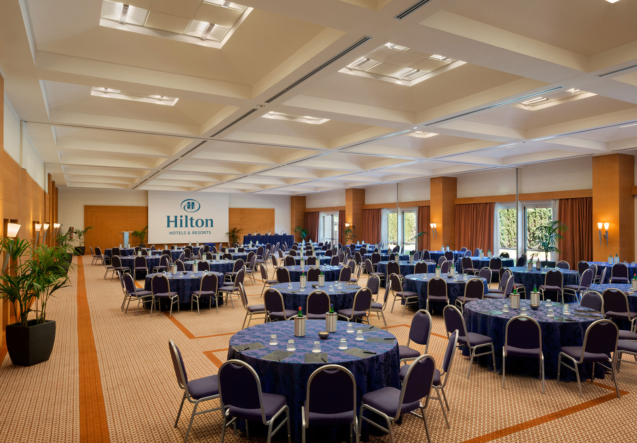 Hilton Airport Hotel Roma