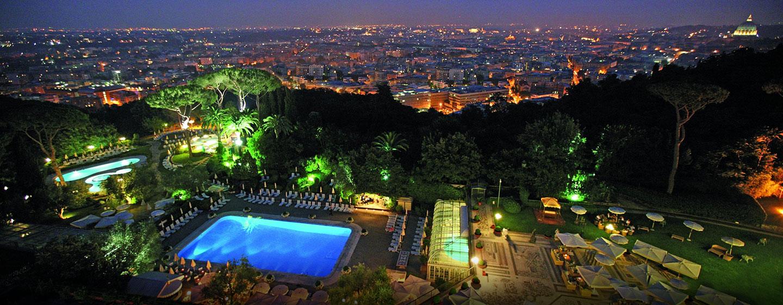 Hotel The Waldorf Astoria® Rome Cavalieri, Italia - Vista panoramica dell'hotel