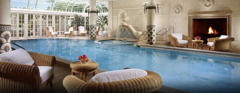 Hotel a 5 stelle a roma rome cavalieri waldorf astoria - Hotel piscina roma ...
