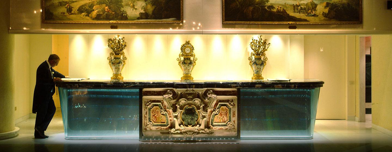 Hotel The Waldorf Astoria® Rome Cavalieri, Italia - Reception