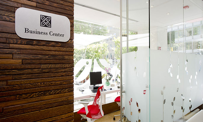 Hotel e saloni per eventi a roma hilton garden inn rome for Roma business center