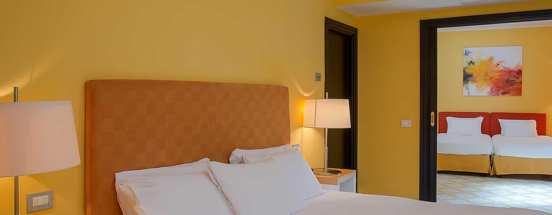 Hilton Sorrento Palace, Italia - Camera quadrupla per famiglie