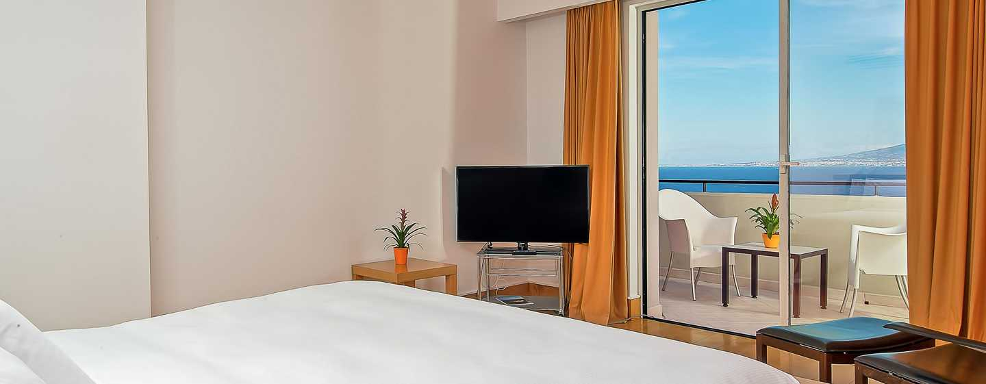 Hilton Sorrento Palace, Italia - Camera Executive Plus con vista mare e letto king size