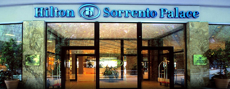Hotel Hilton Sorrento Palace, Italia - Esterno dell'Hotel