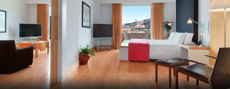 Hotel Hilton Sorrento Palace, Italia - Suite Executive con letto King size