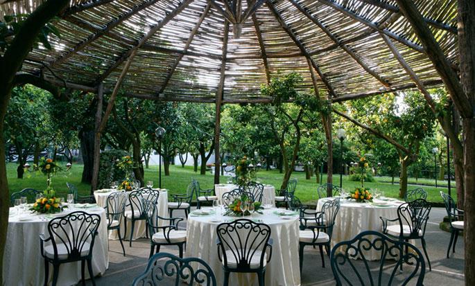 Hilton Sorrento Palace, Italia - Giardino L'Agrumeto