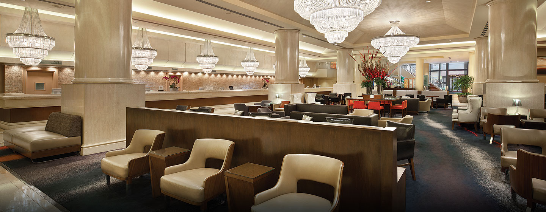 Hotel Hilton San Francisco Union Square, Stati Uniti - Lobby