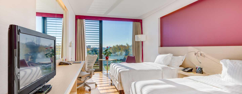 Hotel Hilton Garden Inn Venice Mestre San Giuliano, Italia - Camera Evolution Superior con due letti queen size