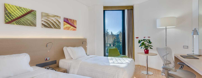 Hotel Hilton Garden Inn Venice Mestre San Giuliano, Italia - Camera Evolution con due letti separati