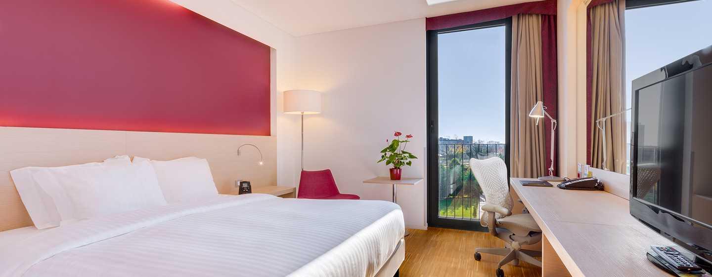 Hotel Hilton Garden Inn Venice Mestre San Giuliano, Italia - Camera Evolution con letto king size