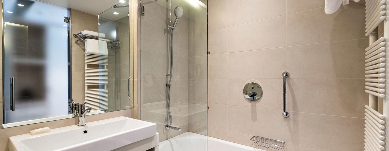Hotel Hilton Garden Inn Venice Mestre San Giuliano, Italia - Bagno della camera Standard
