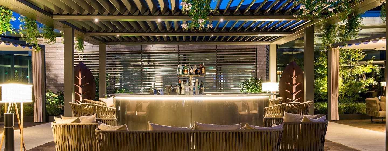 DoubleTree by Hilton Hotel Venice - North, Italia - Allestimento del giardino dell'Arco