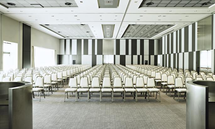 DoubleTree by Hilton Hotel Venice - North, Italia - Allestimento a teatro per meeting
