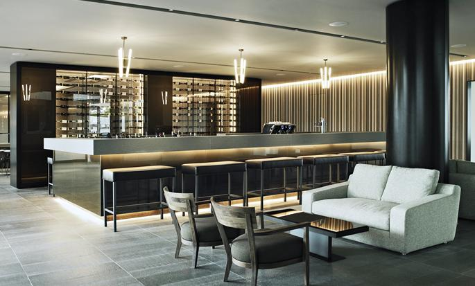 DoubleTree by Hilton Hotel Venice - North, Italia - Bar Arco